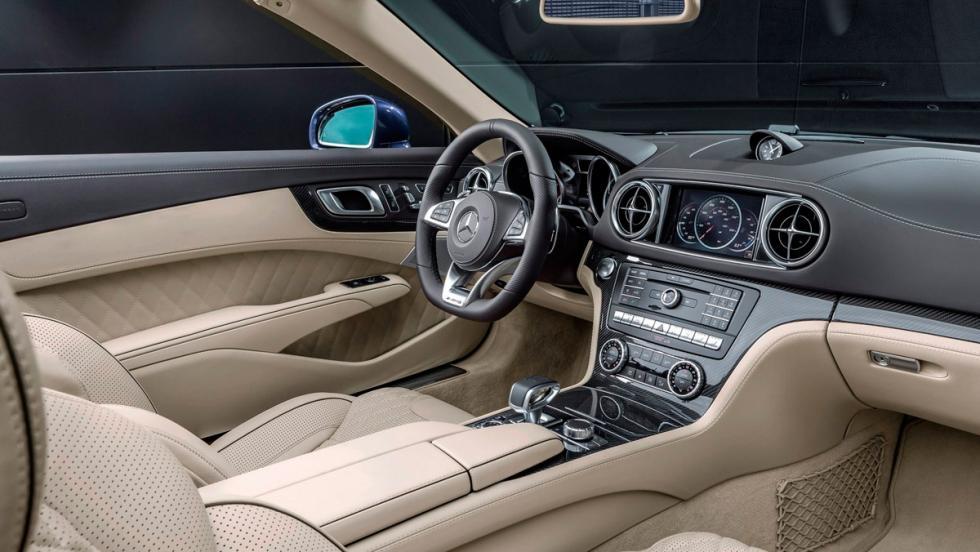 Mercedes-AMG SL 65 Roadster (interior)