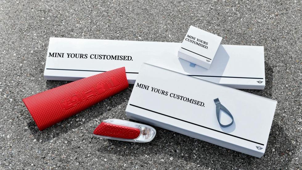 programa de personalización piezas unicas lujo cooper john works