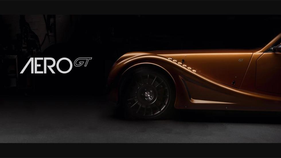Morgan Aero GT deportivo lujo radical