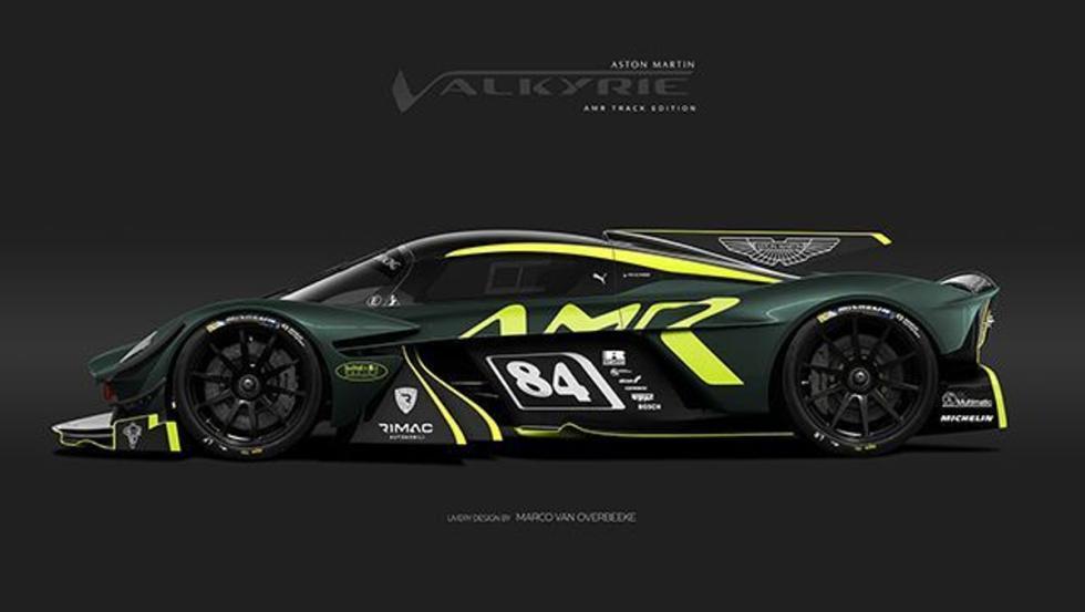 La naturaleza mecánica y estética para Le Mans
