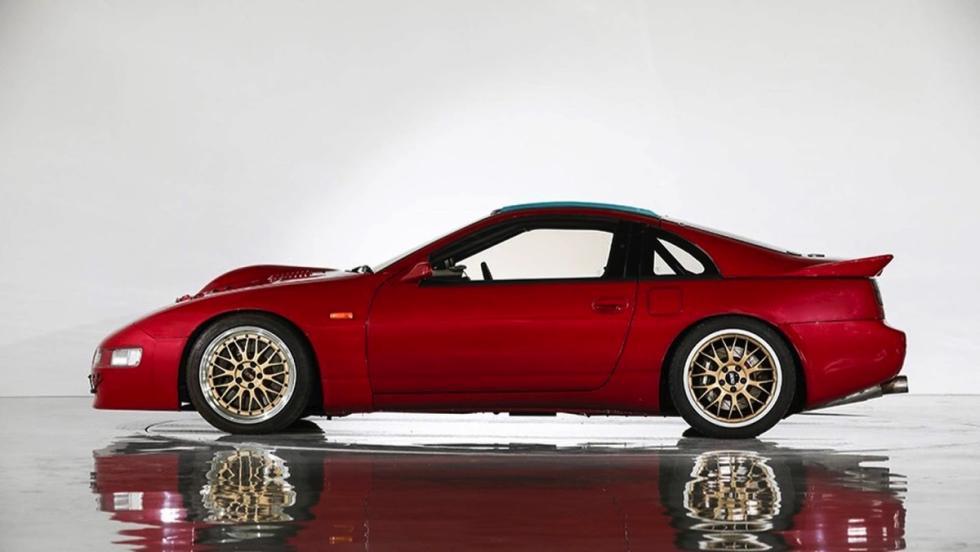Nissan 300ZX a subasta