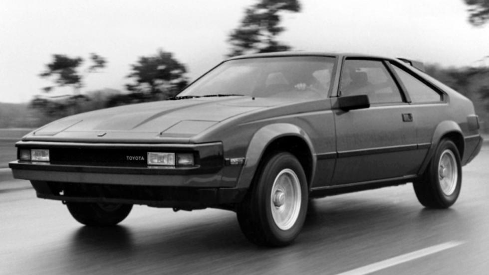 El origen del Toyota Supra - Toyota Celica Supra Mk II (1982)