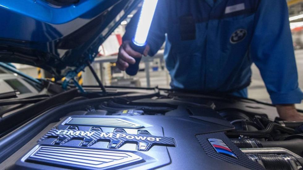 Producción BMW M5 2018