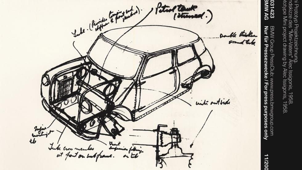 Prototipo Mini (1958)
