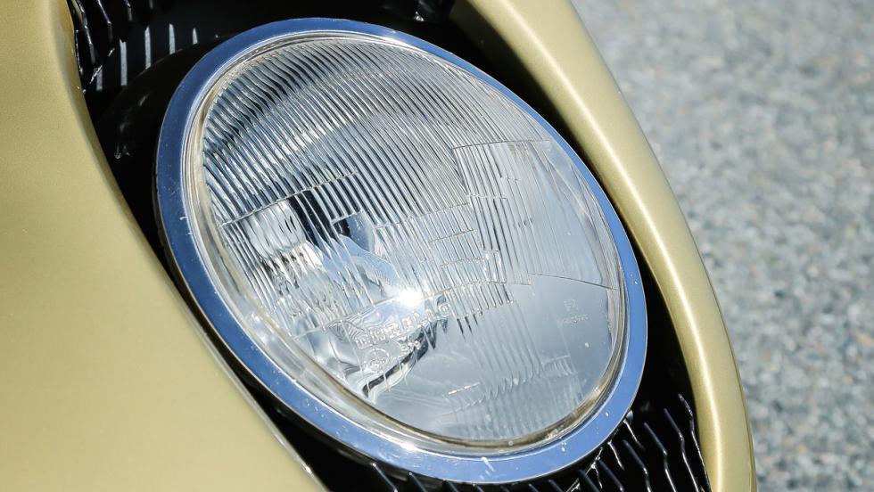 Prueba Lamborghini Miura (faro)