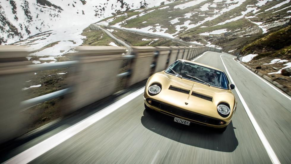 Prueba Lamborghini Miura (puerto 2)