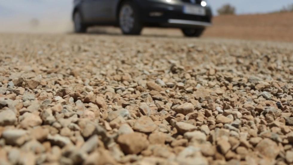 Puesta al límite de piezas de coche