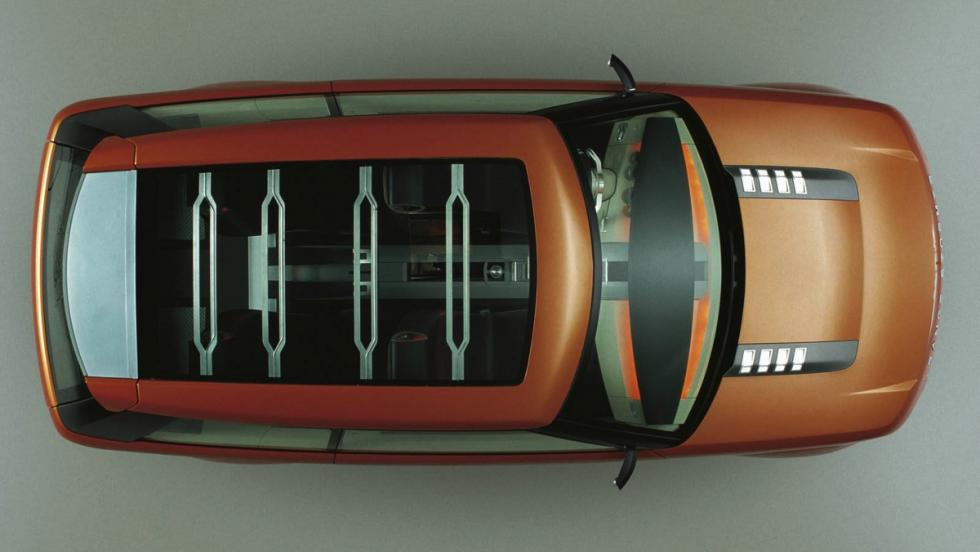 Range Stormer Concept