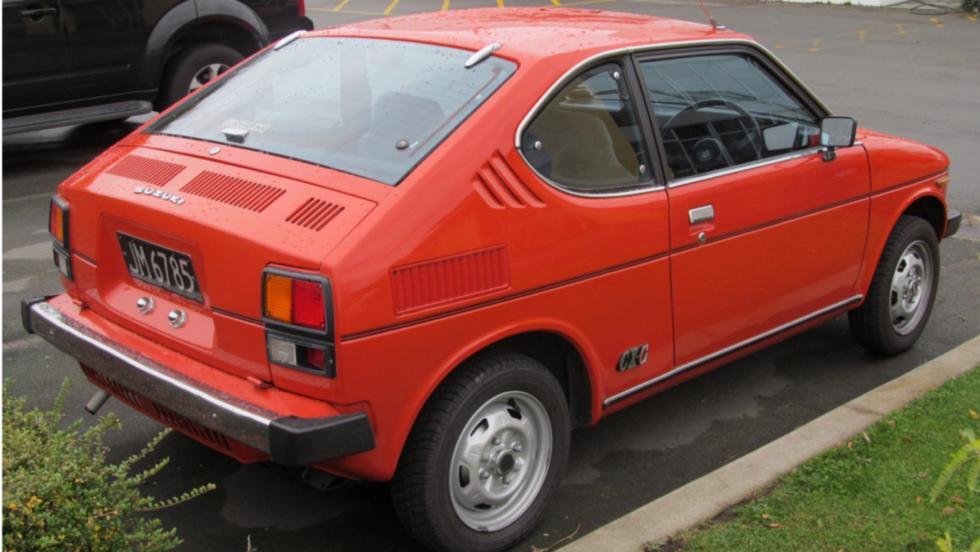 Suzuki Cervo CX-G