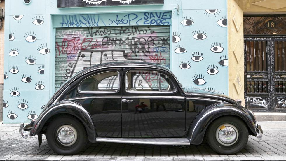 Volkswagen Escarabajo de Manu Campa