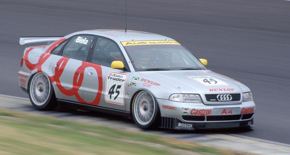 Los 10 coches más míticos del BTCC