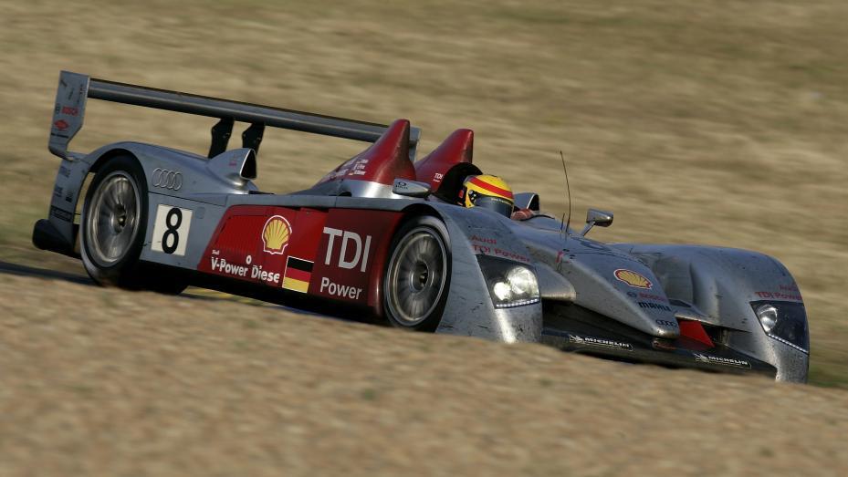 Le Mans con gasóleo. WTF