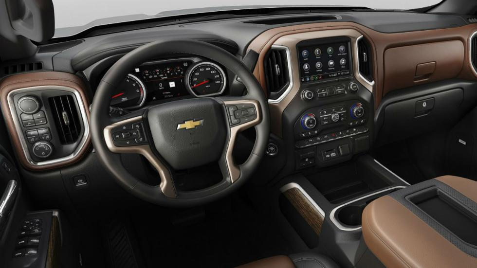 Chevrolet Silverado 2019