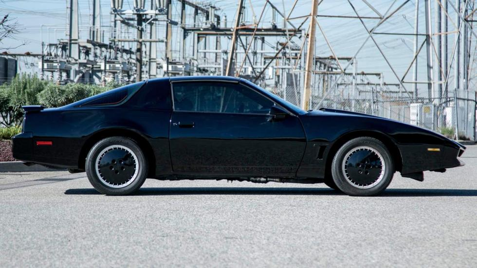 KITT película coches serie knight rider famoso