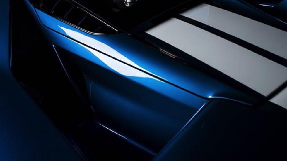 Ford GT a subasta Barret-Jackson
