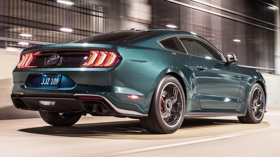 Ford Mustang 'Bullit'