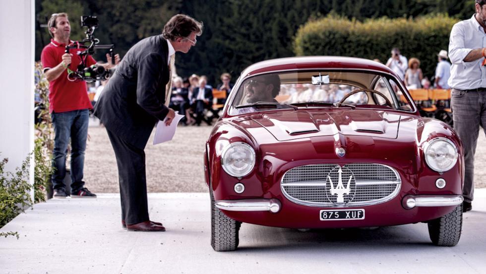 Maserati AG6 Zagato