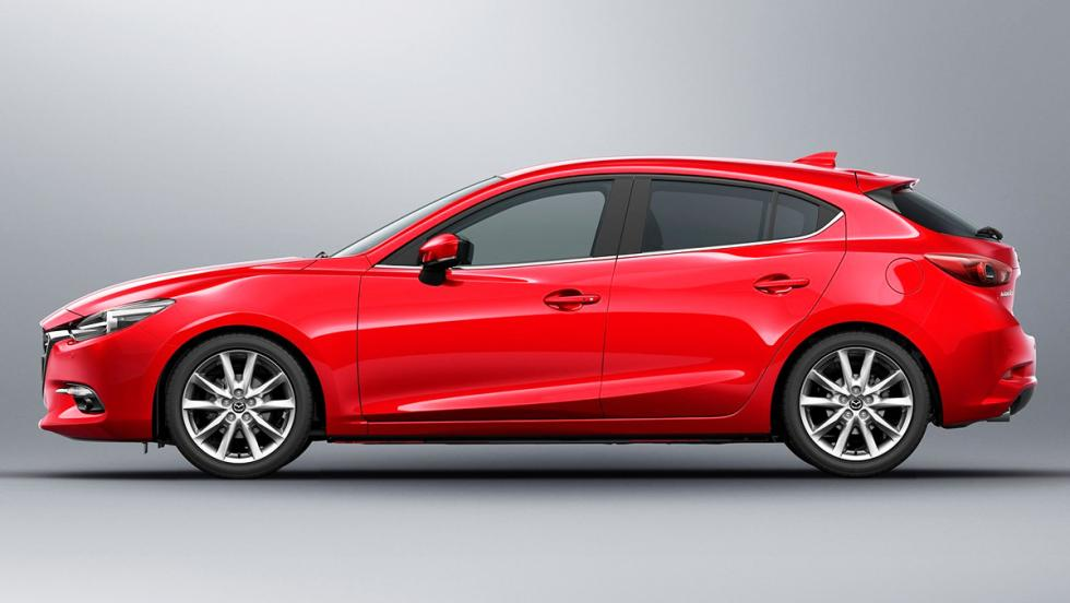 Mazda 3 2017 5 puertas