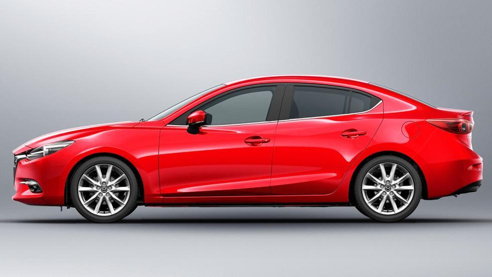 Mazda 3 2017 SportSedan