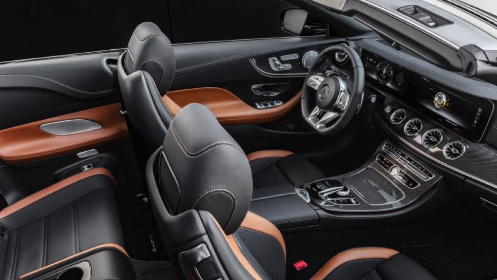 Mercedes-AMG E 53 Cabrio 2018