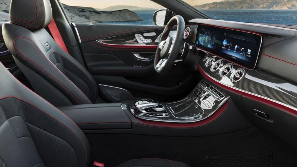 Mercedes-AMG CLS 53 4Matic+ 2018
