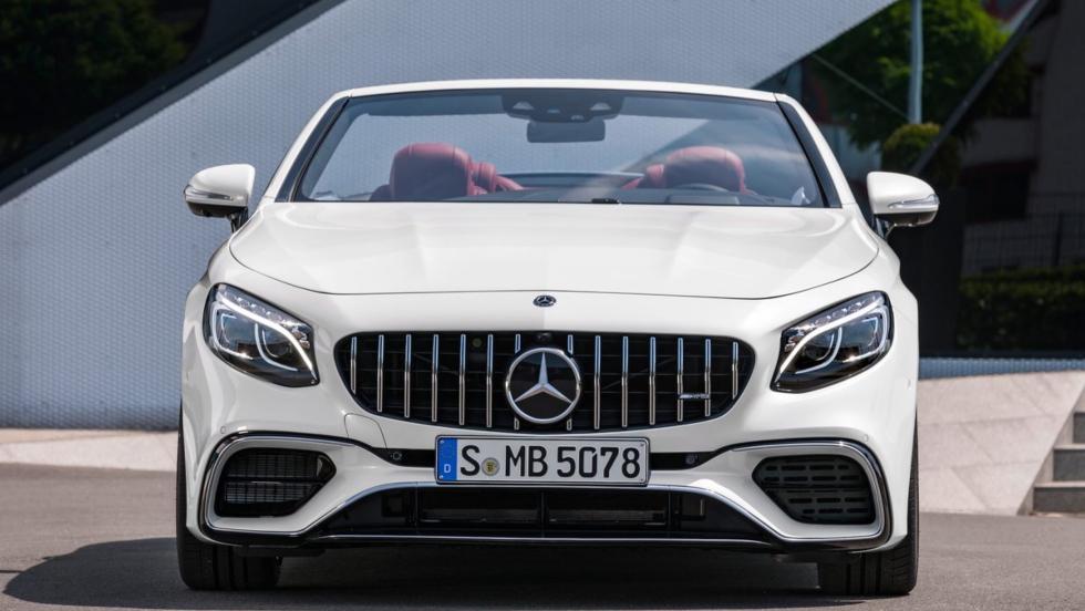 Mercedes-AMG S63 Cabrio 2018