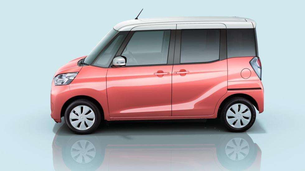 kei car japon japoneses compactos utilitarios monovolumen coche feo