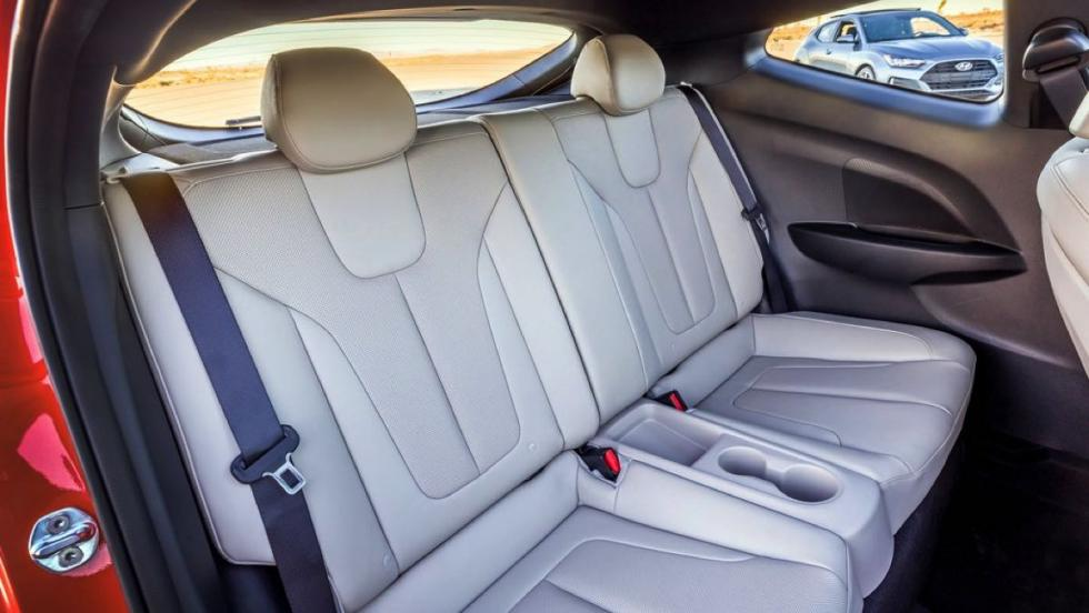 Nuevo Hyundai Veloster 2018