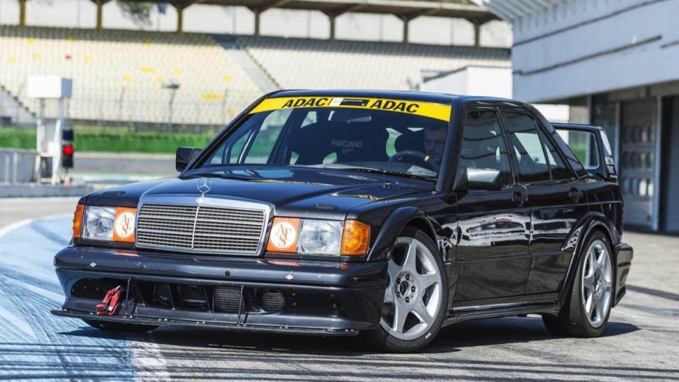 Nuevo Mercedes 190 2.5 Evo II