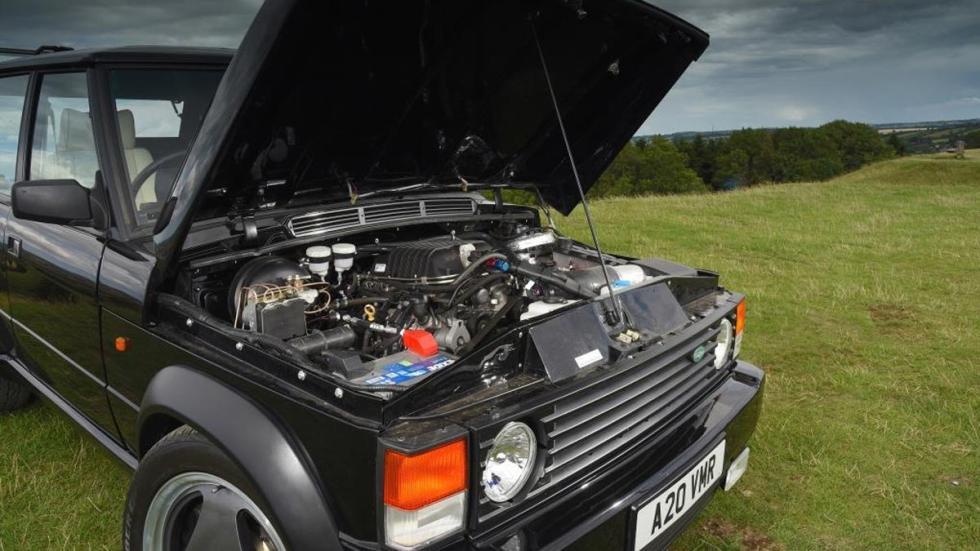 SUV de lujo resureccion resucita Jensen Land todoterreno