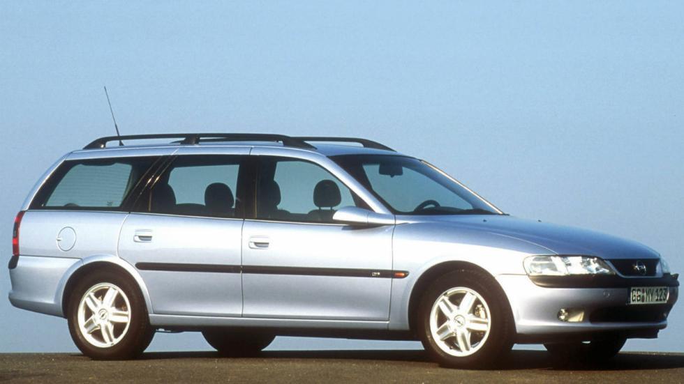 Opel Vectra familiar
