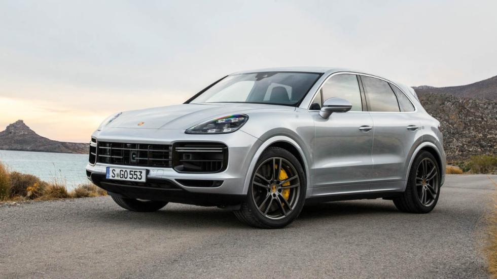 Los SUV que más consumen Porsche Cayenne Turbo