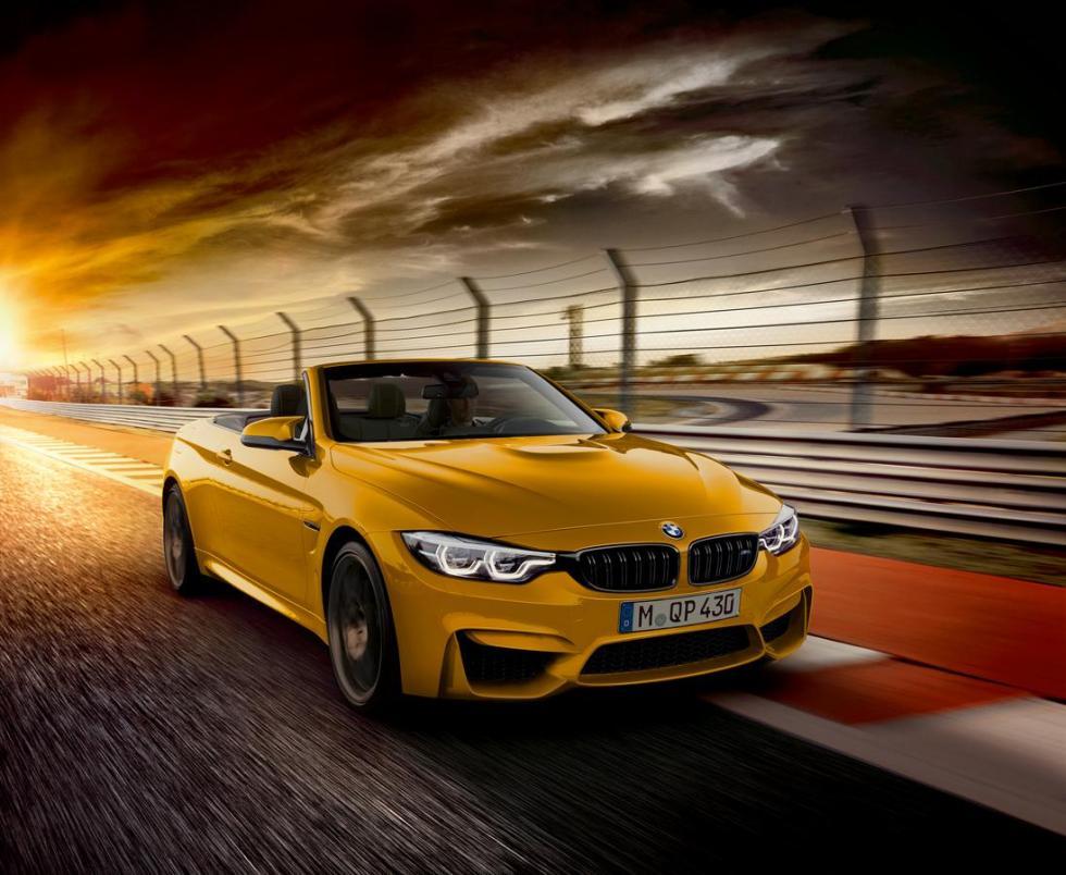 BMW M4 Convertible Edición 30 Aniversario