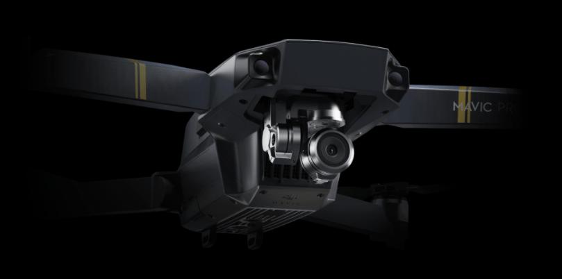 El drone que la DGT está probando para multar