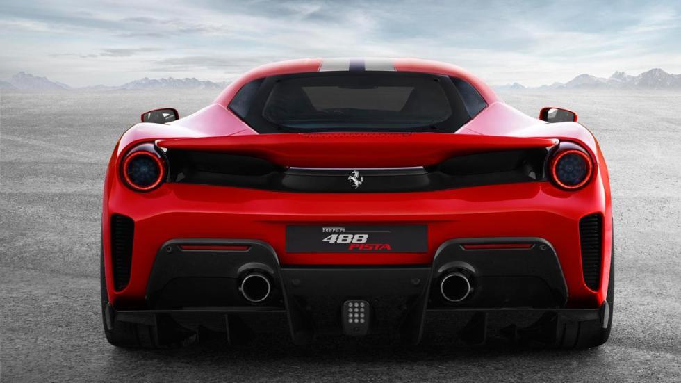 deportivo salvaje circuito superdeportivo lujo competicion rojo italia