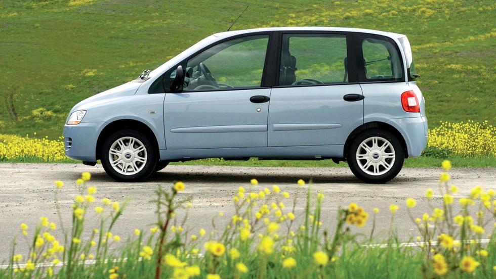 Fiat Multipla de segunda generación (2004)