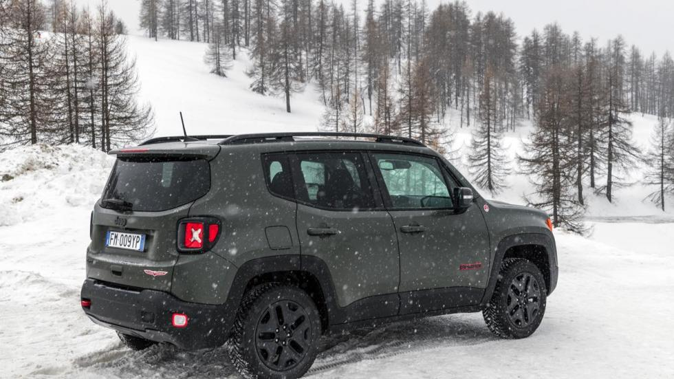 Jeep Renegade 2017 Trailhawk