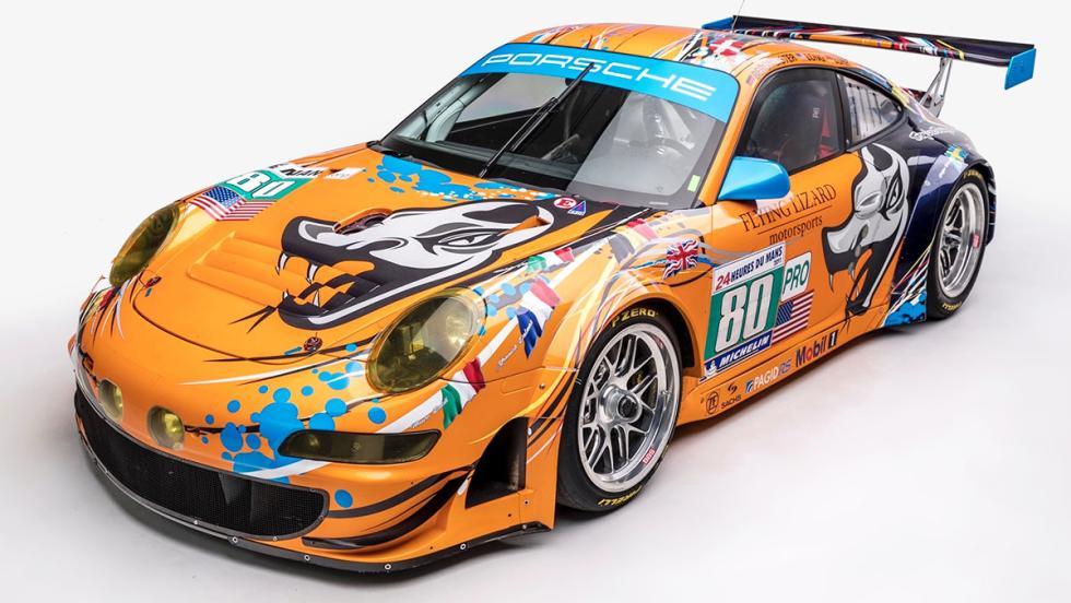 Las joyas presentes en la exposición 'The Porsche Effect'