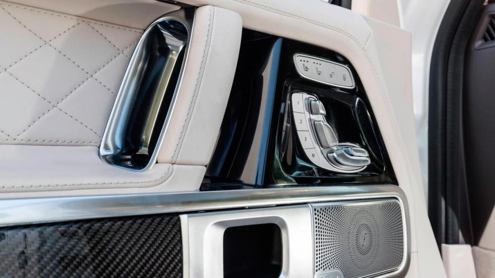 todoterreno lujo deportivo lujoso AMG Mercedes off-road