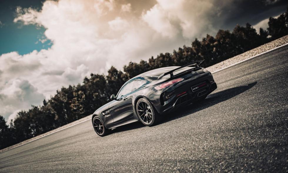 Mercedes AMG GT R por  Edo Competition