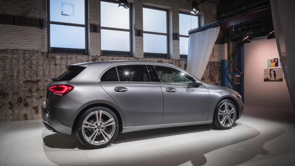 Mercedes Clase A 2018