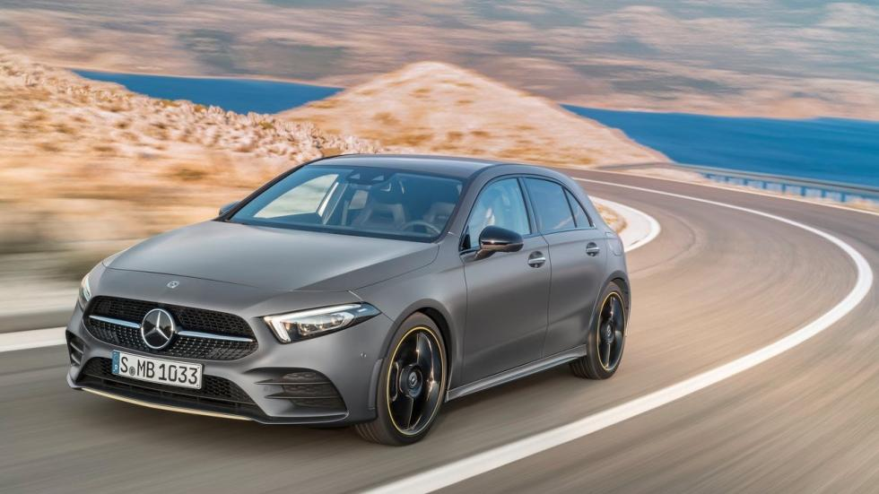 Mercedes Clase A Edition 1