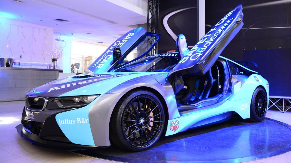 Nuevo BMW i8 'safety car' Fórmula E 2019