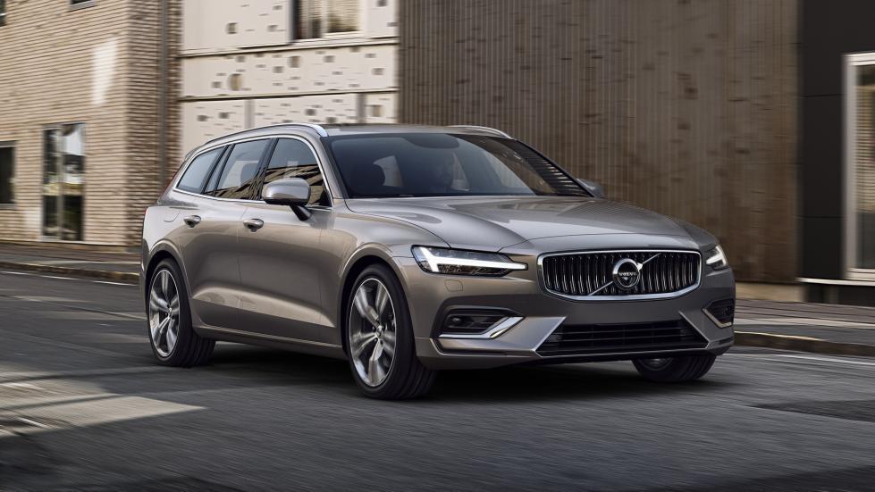 El nuevo familiar de Volvo