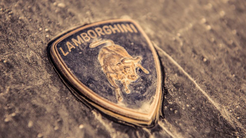 Prueba Lamborghini LM002 (emblema)