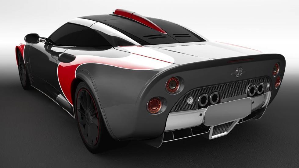 Spyker C8 Aileron (edición especial)