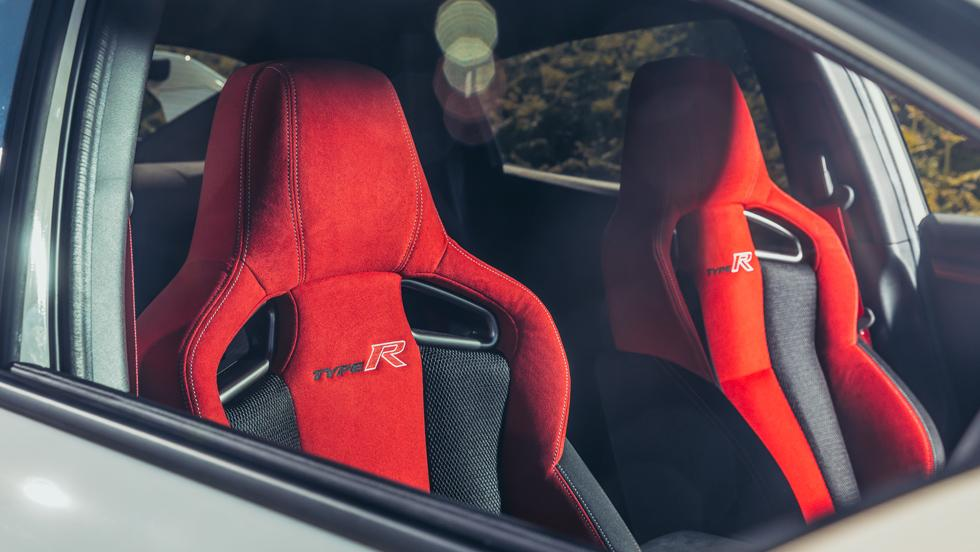Tapicería Honda Civic Type R