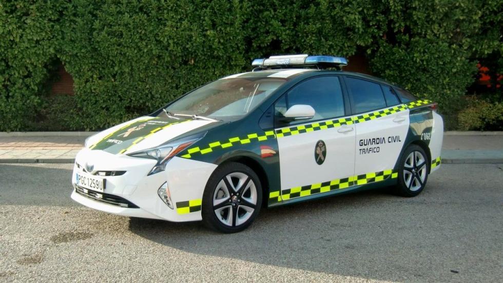 Toyota Prius Agrupación de Tráfico