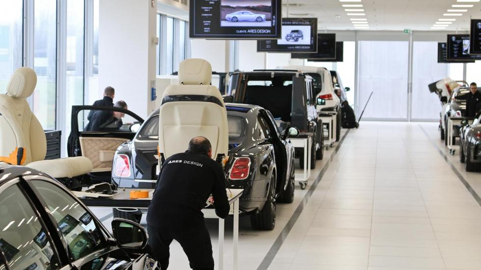 lujo personalizacion deportivo factoria italia modena preparador