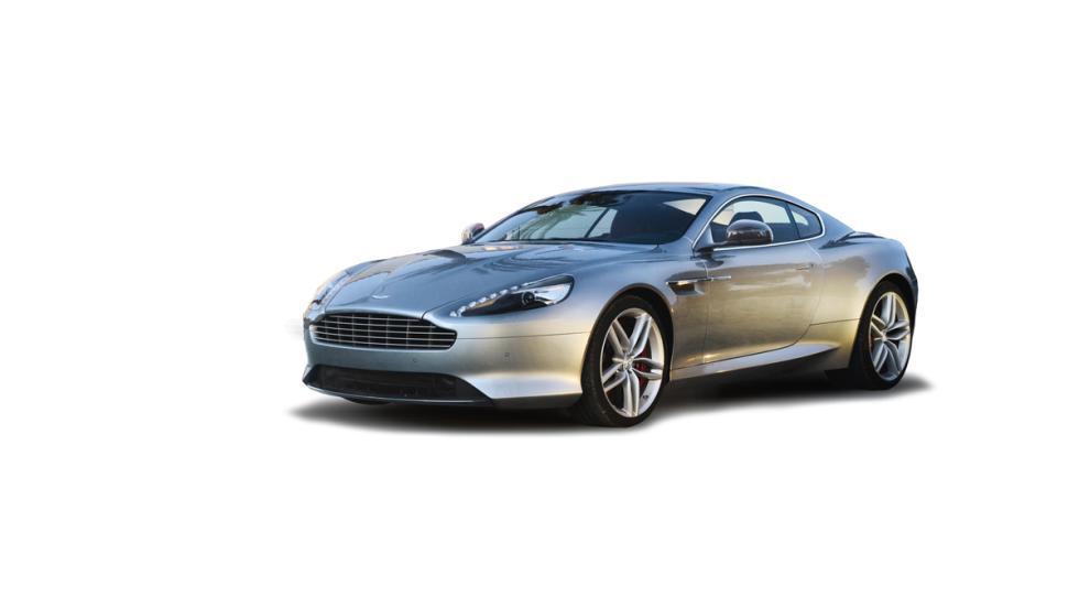 Aston Martin DB9 Andy Murray